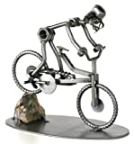 Schraubenmännchen Fahrrad Mountainbike Stein MTB