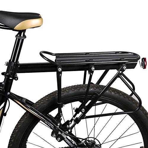 West Biking Fahrrad Gepäckträger 140KG Kapazität