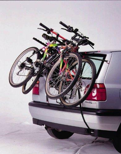 Menabo Biki Fahrradträger Heckträger für 3 Fahrräder