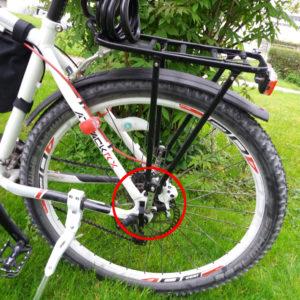 Mountainbike Montage Anleitung 3
