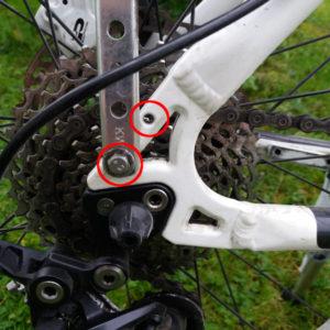 Mountainbike Montage Anleitung 4